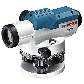 Bosch Professional GOL 26 D Level Range (max.): 100 m Optical magnification (max.): 26 x Calibrated to: Manufacturer's