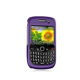 OEM Verizon BlackBerry Curve 8530 module over zaak - paars (Bulk verpakking)