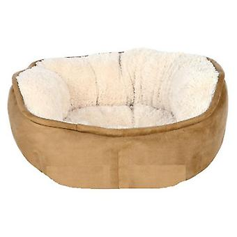 Trixie Othello Bed Brown Beige (Dogs , Bedding , Beds)