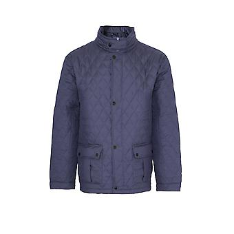 Champion Men Country Estate Padstow Diamond Quilt Lined Coat