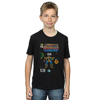 Marvel Comics jungen Infinity Gauntlet T-Shirt