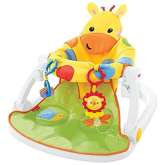 Fisher-Price giraffa Me Up piano seduta Sit