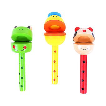 Bigjigs Toys Tier Clacker Sticks