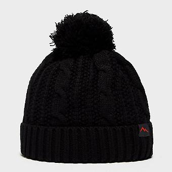 New Peter Storm Kids Waterproof Winter Wear Beanie Cap Black