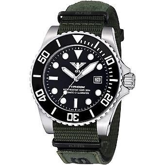 KHS Watch Hommes KHS. TYSA. NXTO1 Automatique, Montre de plongeur