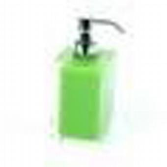 Rainbow Soap Dispenser Glossy Green RA81 04