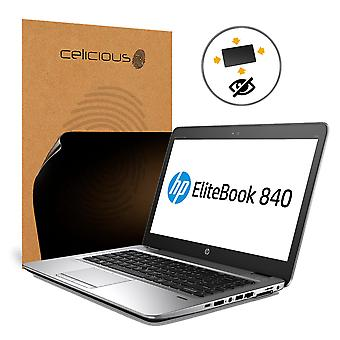 Celicious Privacy Plus 4-Way Anti-Spy Filter Screen Protector Film Compatible with HP EliteBook 840 G3 (Non-Touch)