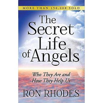 The Secret Life of Angels - Who They Are and How They Help Us by Ron R