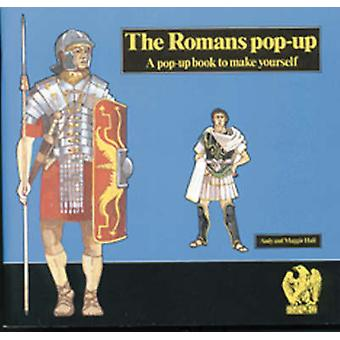 The Romans - Pop-up Book by Andy Hall - Maggie Hall - British Museum P