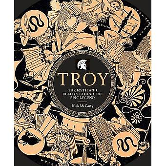 Troy by Nick McCarty - 9781787390911 Book