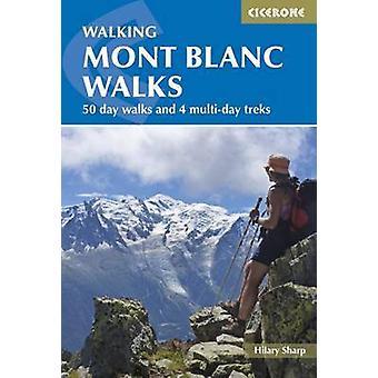 Mont Blanc se promène (3e édition révisée) par Hilary Sharp - 978185284819