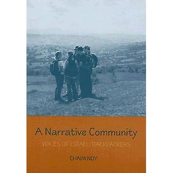 A Narrative Community - Voices of Israeli Backpackers by Chaim Noy - 9