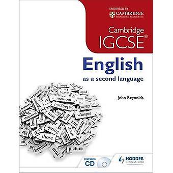 Cambridge IGCSE engelsk som andet sprog + CD af John Reynolds-