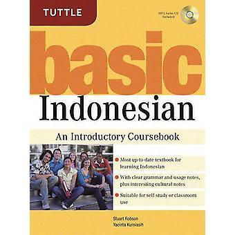 Basic Indonesian by Robson - Yacinta Kurniasih - 9780804838962 Book