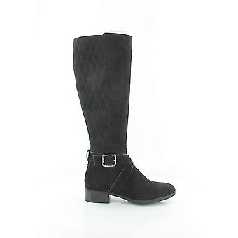 DKNY Womens Mattie Closed Toe Knee High Fashion Boots