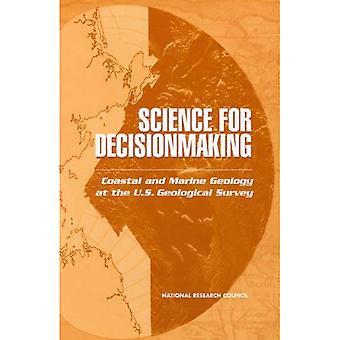 Ciencia para la toma de decisiones: Geología costera y Marina de US Geological Survey (la serie brújula)