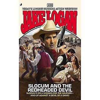 Slocum and the Redheaded Devil (Jake Logan)