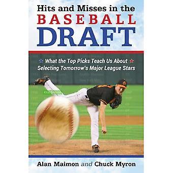 Golpea y echa de menos en el Draft de grandes ligas: qué el Top Picks nos enseñan sobre la selección de béisbol de mañana estrellas