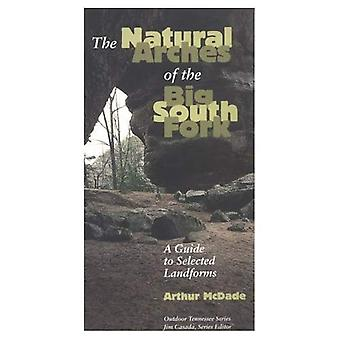 The Natural Arches of the Big South Fork: A Guide to Selected Landforms