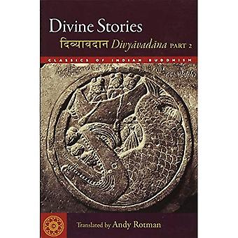Divine Stories: Divyavadana (Paperback)