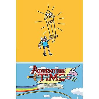 Adventure Time - Sugary Shorts Volume 1 Mathematical Edition