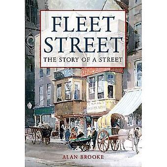 Fleet Street, l'histoire d'une rue