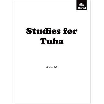 Undersøgelser for Tuba: kvaliteter 3-8