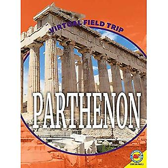 Parthenon (Structural Wonders of the World)