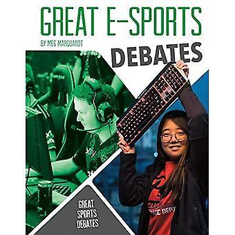 Bra E-sport debatter (stor sport debatter)
