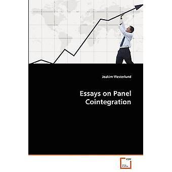 Essays om panelet Cointegration af Westerlund & Joakim