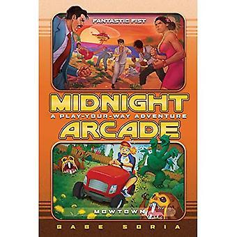 Fantastic Fist/Mowtown (Midnight Arcade)