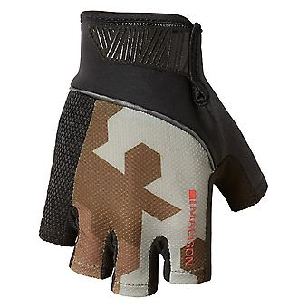 Madison Hex Camo-Olive Green-Black 2018 Sportive Fingerless Cycling Gloves