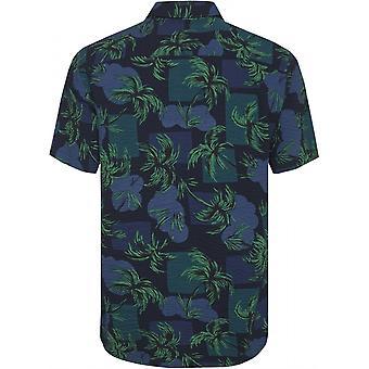 Tommy Hilfiger Tommy Hilfiger palmier imprimer chemise Mens