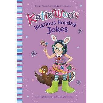 Katie Woo's Hilarious Holiday Jokes by Fran Manushkin - 9781515809760