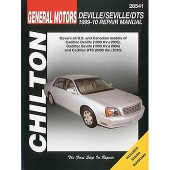 Cadillac Deville/Seville/DTS Automotive Repair Manual (Chilton) - 99-1