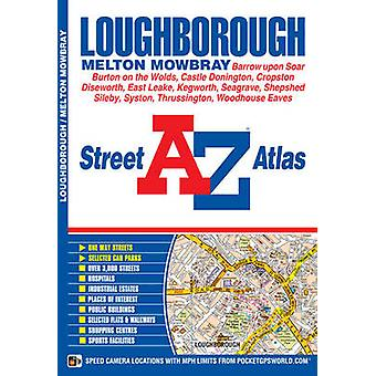 Loughborough Street Atlas - 9781782570660 Book
