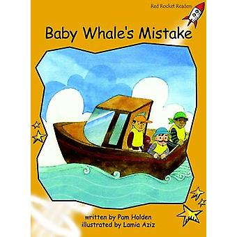 Baby Whale's Mistake - Fluency - Level 4 (International edition) by Pam