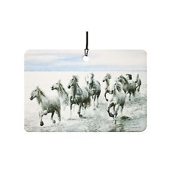 Wild Horses Car Air Freshener