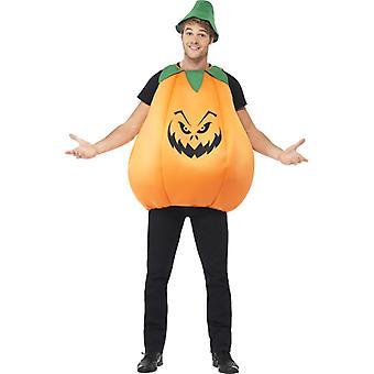 Pumpkin pumpkin costume Halloween Pumpkin costume mens one size