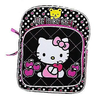 Mini Backpack - Hello Kitty - w/Apple Black 10