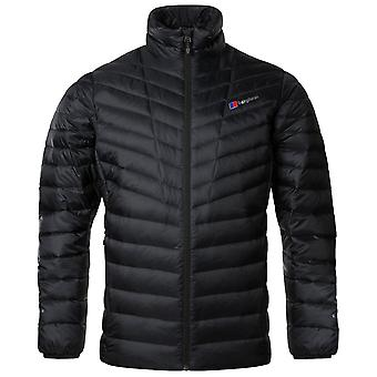 Berghaus Jet Black Mens Tephra Reflect Jacket