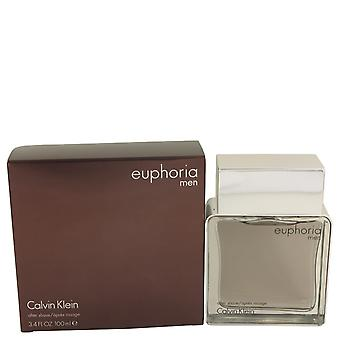 Euphoria de Calvin Klein After Shave 3.4 oz/100 ml (hombres)