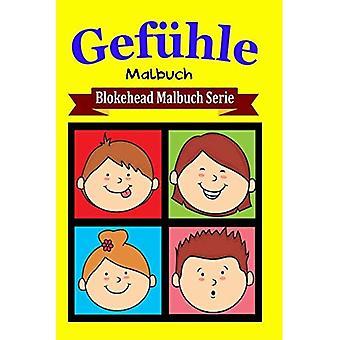 Gef�hle Malbuch