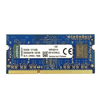 Kingston KVR16LS11 4 GB 1600 MHz DDR3-PC3-12800 RAM geheugen