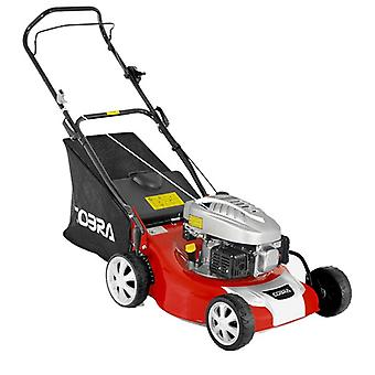 Cobra M46C 135cc 18inch Petrol Hand Push Lawnmower