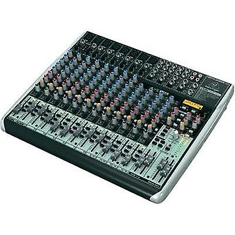 Mixing console Behringer QX2222USB No. of channels:16 USB port