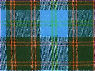 Hume, Ancient - Pure Wool Tartan