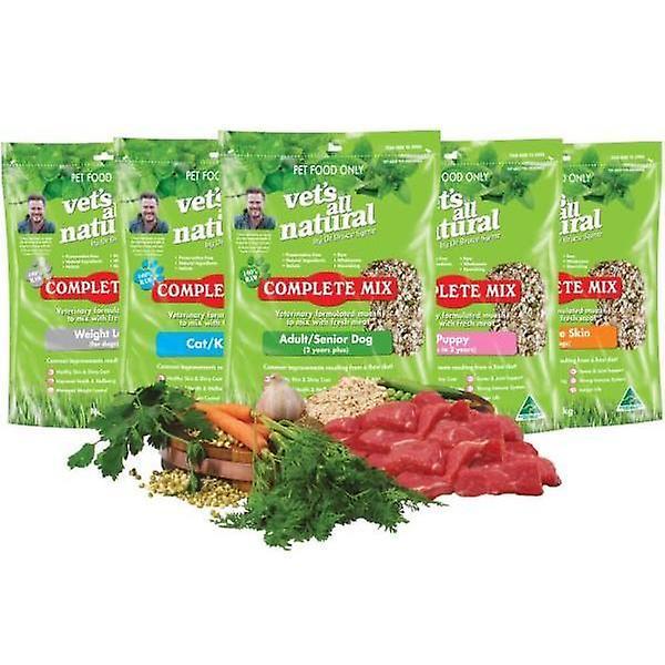 Vets All Nat. Complete Mix Cat/Kittn 1kg
