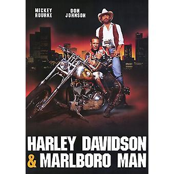 Harley Davidson and Marlboro Man Movie Poster (11 x 17)