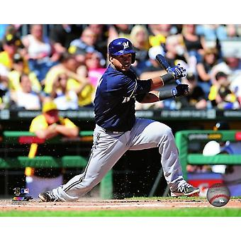 Jean Segura 2014 Action Photo Print